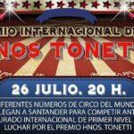 II° PREMIO INTERNAZIONALE HERMANOS TONETTI