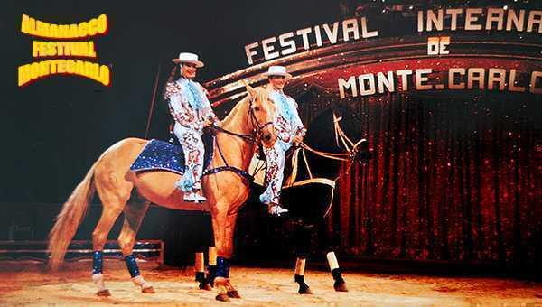 ALMANACCO DEL FESTIVAL DI MONTECARLO – 14° EDIZIONE 1989
