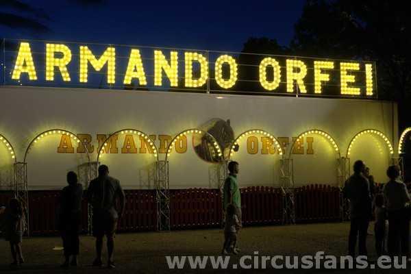 Circo bloccato in Friuli