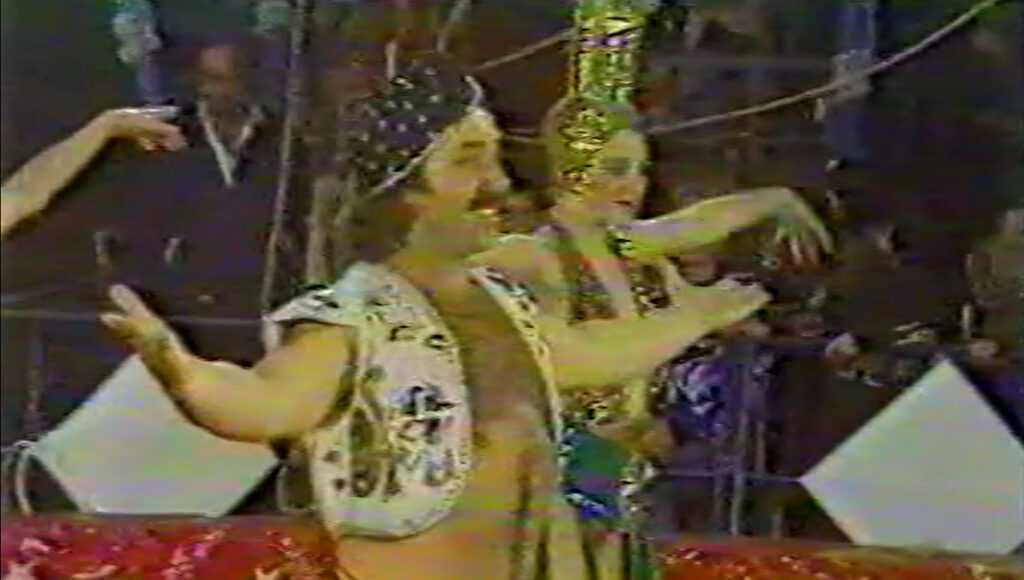 """IL FACHIRO BRUNO MEDINI """"SAM SARAKEM"""" (Royal Circus, 1986): Il Video"""