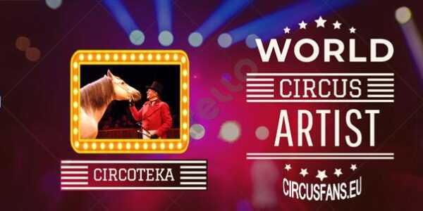 ALEXIS GRUSS – WORLD CIRCUS ARTIST