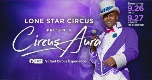 LONE STAR CIRCUS – IL CIRCO ENTRA IN CASA