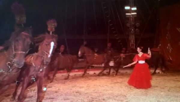 I CAVALLI DI GABY NIEMEN (Royal Circus, 1986): Il Video