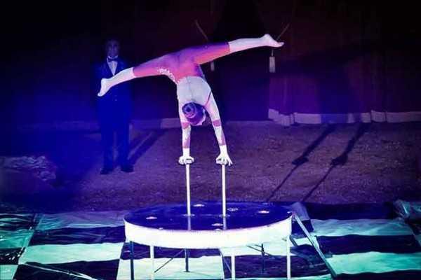 A Teramo il Maya Orfei Circo Madagascar