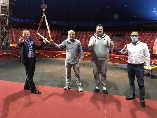 Coronavirus, bloccato a Messina il Circo Orfei Darix Martini