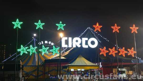 CIRCUS PICARD: LE FOTO DEL DEBUTTO A LUGANO