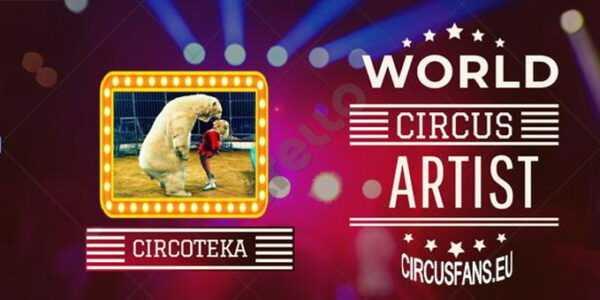 URSULA BOTTCHER – WORLD CIRCUS ARTIST