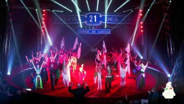 """IL 21° FESTIVAL DI LATINA """"A RETI UNIFICATE"""""""