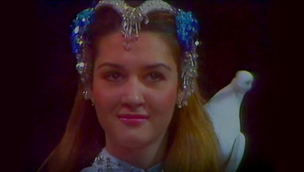 LE COLOMBE DI AMBRA ORFEI (1982, Genova): Il Video