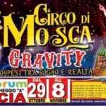 Brescia, il Circo di Mosca sfida il Coronavirus… e la forza di gravità