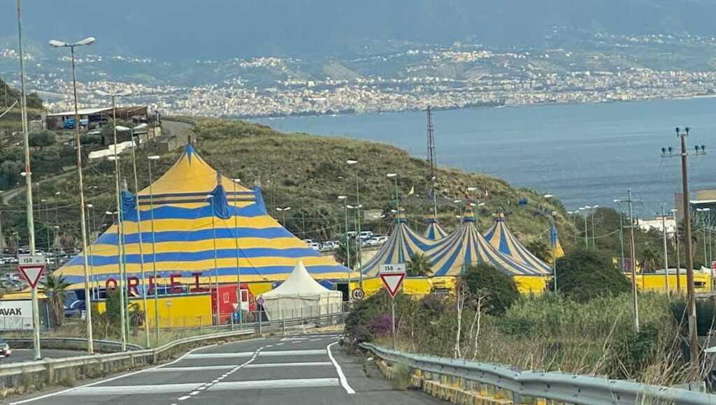 L'ultimo Dpcm blocca il Circo Orfei a Messina