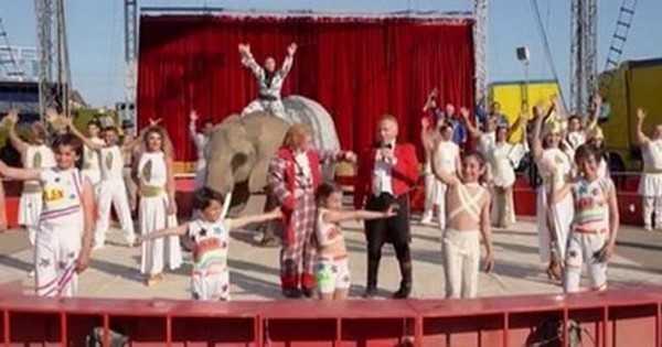 Santa Teresa: il circo saluta e ringrazia