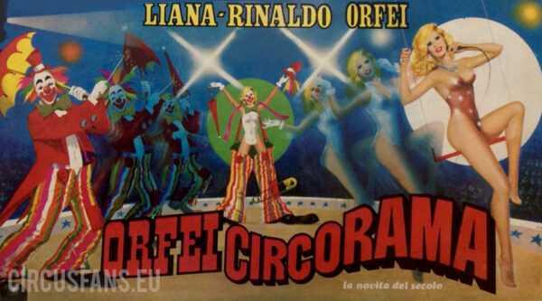 """CINETECA GUIDERI: Omaggio a Liana Orfei. """"La Pista dei Sogni"""""""
