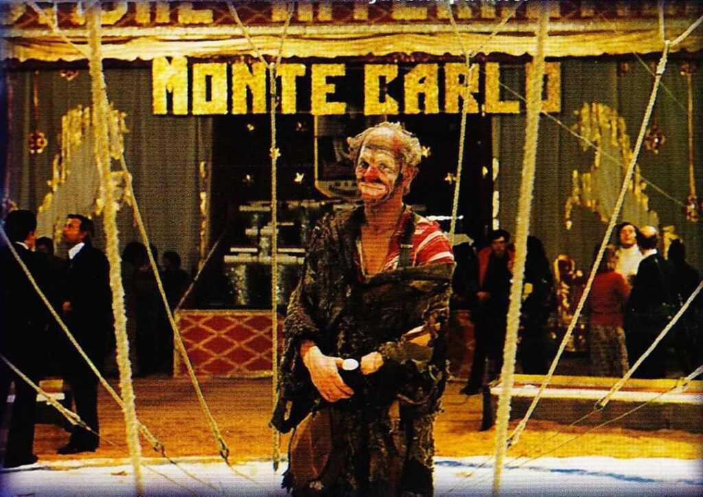 OMAGGIO AD ARILD ARNARDO. Arild a Monte Carlo nel 1977: Il Video