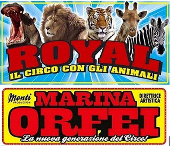 COMUNICATO STAMPA DEL CIRCO MARINA ORFEI E ROYAL CIRCUS