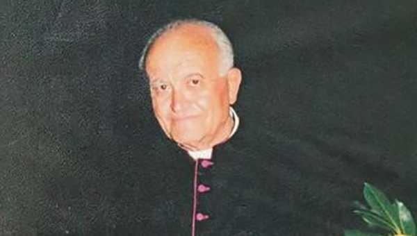 La scomparsa di Monsignor Giovanni Pistone