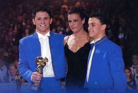 18/01/2004: TRIONFO ITALIANO A MONTE CARLO!