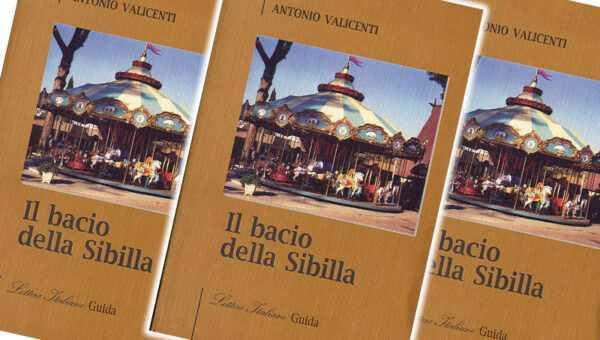 """Nel romanzo """"IL BACIO DELLA SIBILLA"""" protagonista il Circo"""