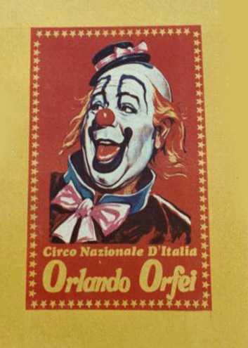 ORLANDO ORFEI: La carriera da domatore (Video 1992) - WORLD CIRCUS ARTIST