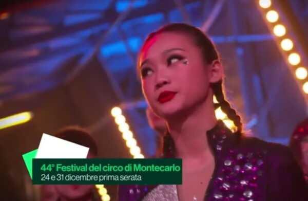 Su Rai3 il 44° Festival Internazionale del Circo di Montecarlo