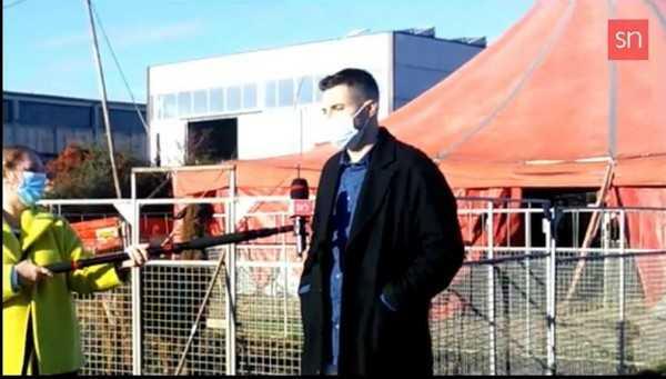 Giornalista 25enne lascia tutto e segue la carovana del circo di Vienna