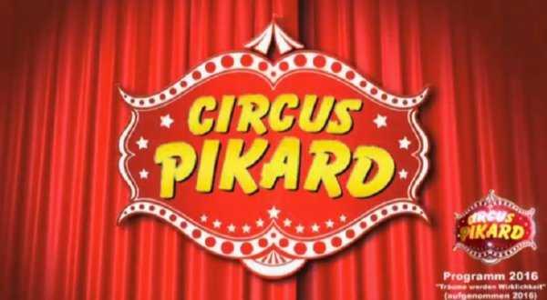 CIRCUS PIKARD – IL CIRCO ENTRA IN CASA