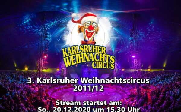 KARLSRUHER WEIHNACHTSCIRCUS – IL CIRCO ENTRA IN CASA