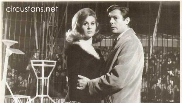 """Liana Orfei: """"Ho lavorato con Fellini e Risi, ma il mio regno era il tendone…"""""""