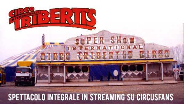 IL CIRCO TRIBERTIS (Torino, 1989/90): IL VIDEO INTEGRALE