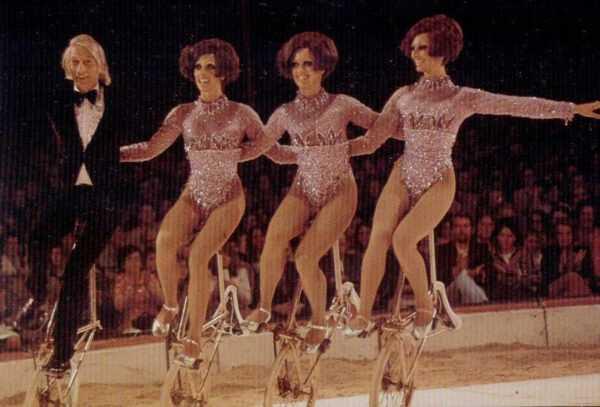 LE NEW DOLLYS AL CIRCO CESARE TOGNI (1978)