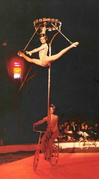 LE NEW DOLLYS AL CIRCO CESARE TOGNI (1978): Il Video