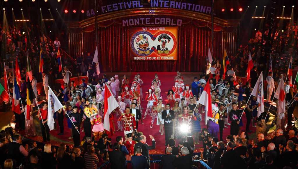 44° Festival di Monte-Carlo
