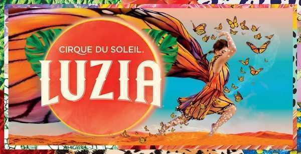 SPOTLIGHT ON LUZIA – CIRQUE DU SOLEIL