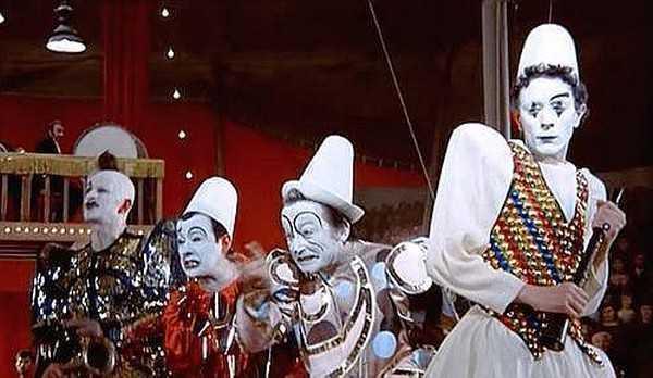Federico Fellini e il circo