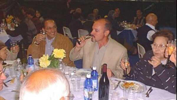 28/05/2001: LA FESTADELLAFAMIGLIATOGNI PER L'ELEZIONE DI LIVIO IN SENATO: Le Foto