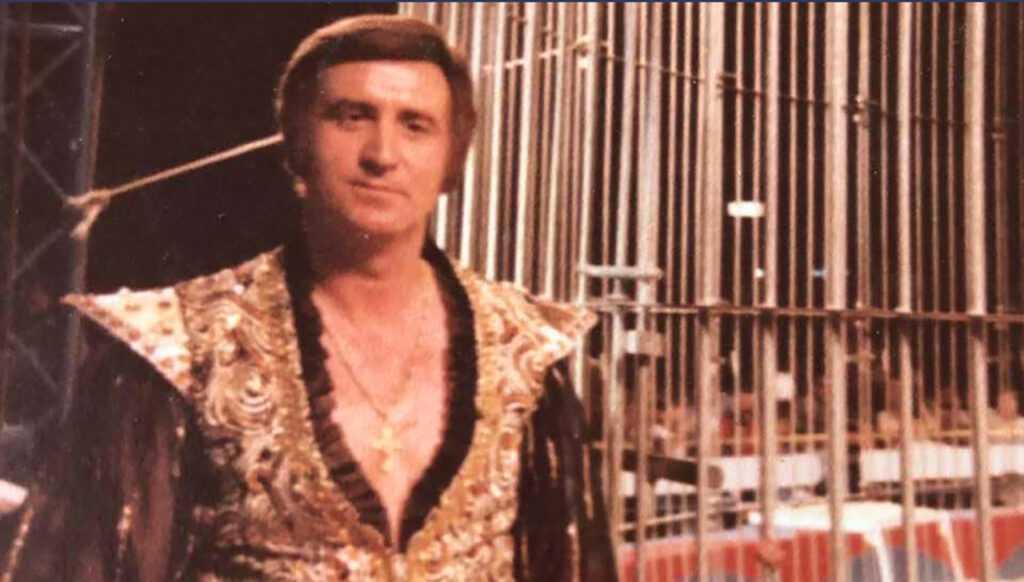 LE TIGRI DI RINALDO ORFEI AL CIRCORAMA 2000 (1982/83): Il Video