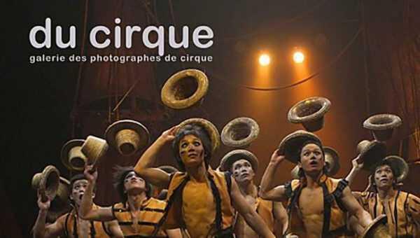 """LIBRO FOTOGRAFICO """"DU CIRQUE Galerie des photographes de cirque"""""""