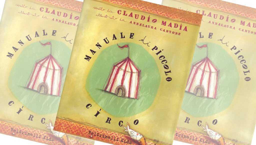"""LIBRO """"MANUALE DI PICCOLO CIRCO"""" di Claudio Madia"""