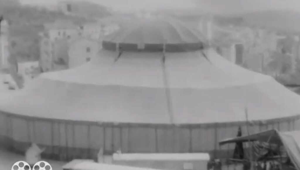 IL MASSIMO CIRCO TOGNI (1959) A PERUGIA: Il Video