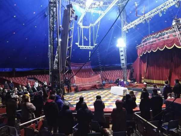 Un Mercoledì delle Ceneri al Circo