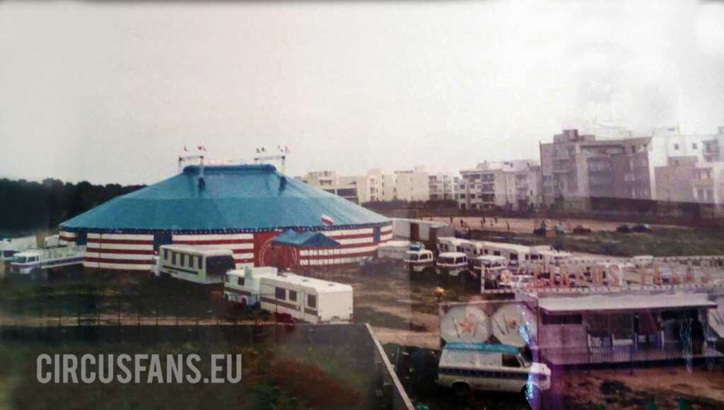 C'ERA UNA VOLTA IL CIRCO TEXAS (Circo Maris / Circo Alaska)