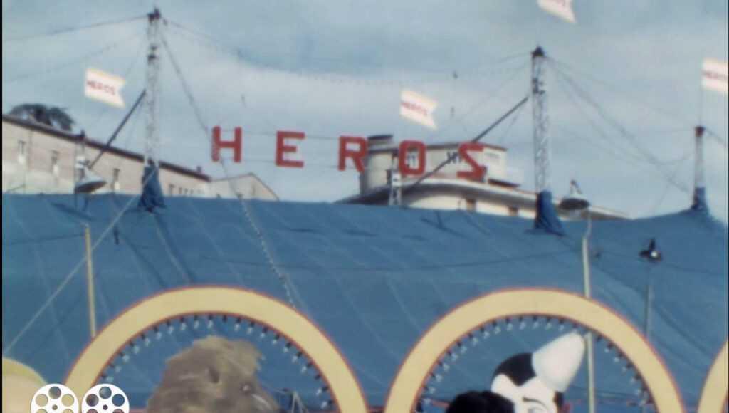 CIRCO HEROS (E. Togni) A PERUGIA (1961): Il Video