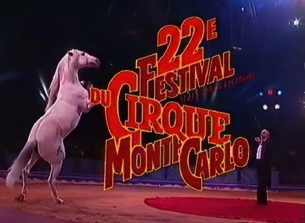 ALMANACCO DEL 22° FESTIVAL DI MONTE-CARLO – EDIZIONE 1998