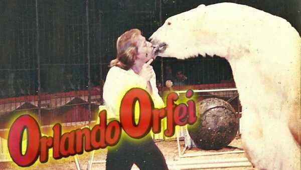 GLI ORSI POLARI DEL CIRCO ORLANDO ORFEI IN SUD AMERICA (1992): Il Video