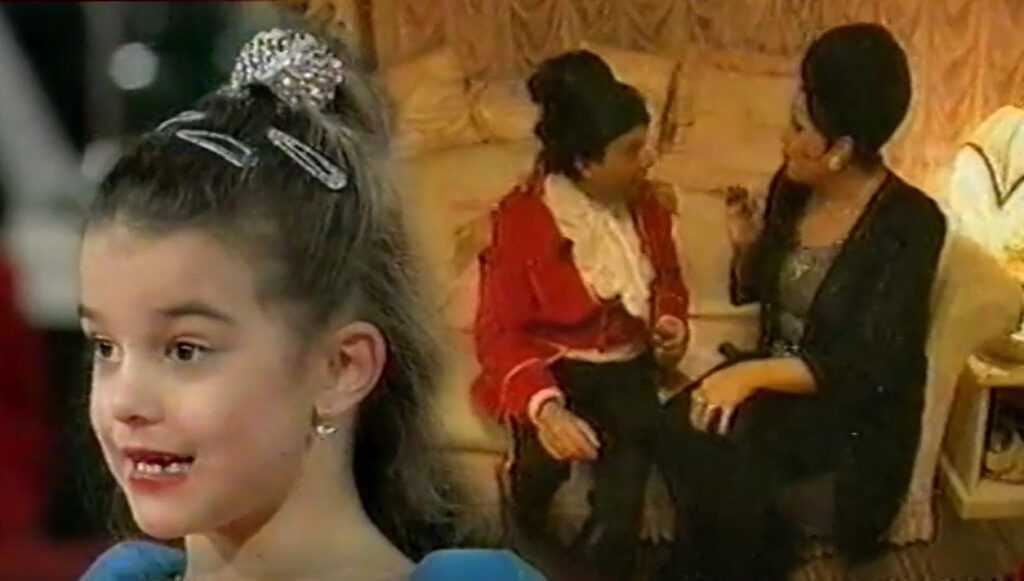 """MOIRA ORFEI, MOIRA JR. E CHIAMBRETTI A """"FENOMENI"""" (1999): Il Video"""
