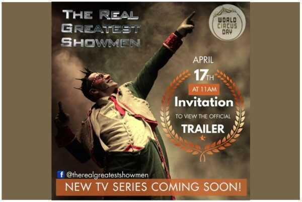 THE REAL GREATEST SHOWMEN - VIDEO TRAILER