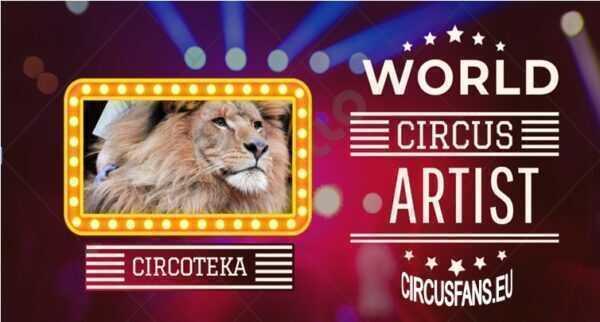 """KASANGA """"THE LION KING"""" – WORLD CIRCUS ARTIST"""