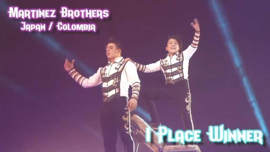 Online Circus Festival i vincitori: Martinez Brothers