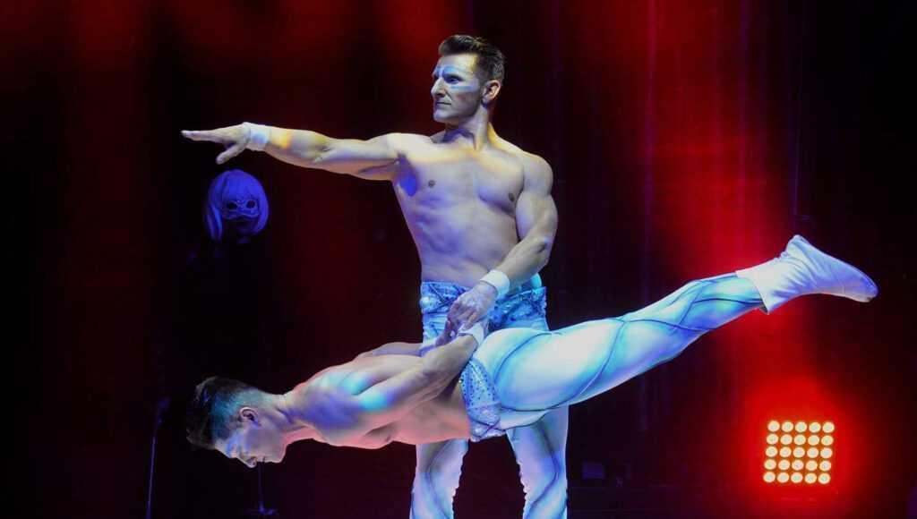 cirque mystike fratelli marton