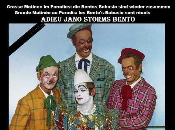 IN RICORDO DEI CLOWN BENTOS-BABUSIO